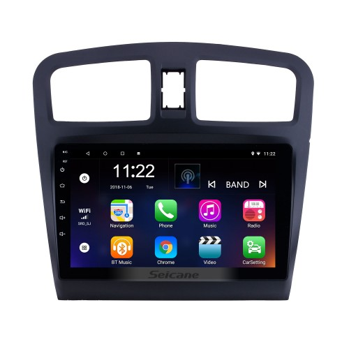 For 2014 Fengon 330 Radio 9 inch Android 10.0 HD Touchscreen GPS Navigation with Bluetooth support Carplay SWC TPMS