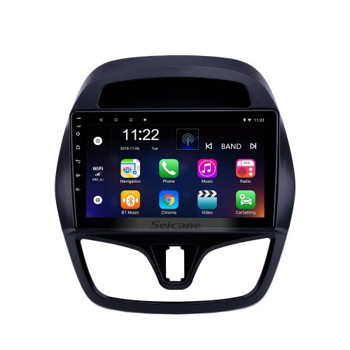 Android 10.0 9 inch Touchscreen GPS Navigation Radio for 2015-2018 chevy Chevrolet Spark Beat Daewoo Martiz with Bluetooth support Carplay SWC DAB+