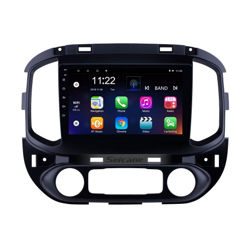 OEM 9 inch Android 10.0 Radio for 2015-2017 chevy Chevrolet Colorado Bluetooth HD Touchscreen GPS Navigation support Carplay Rear camera