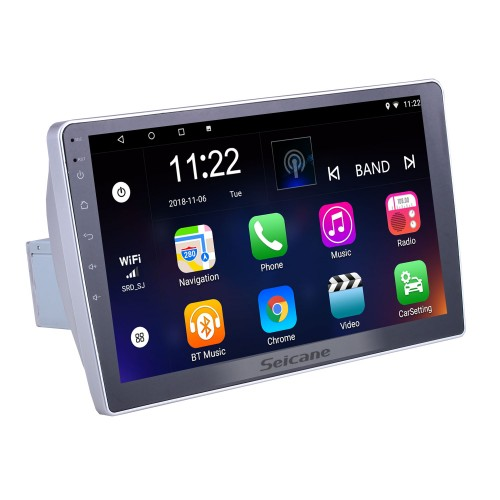 10.1 inch Android 10.0 for 2015 2016 2017 Dongfeng Ruiqi Radio GPS Navigation System With HD Touchscreen Bluetooth support Carplay