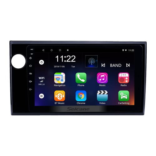 OEM 9 inch Android 10.0 Radio for 2015-2017 Honda BRV LHD Bluetooth Wifi HD Touchscreen GPS Navigation support Carplay DVR OBD Rearview camera