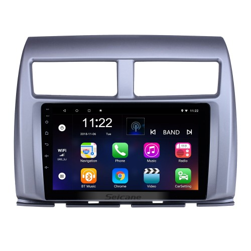 OEM 9 inch Android 10.0 Radio for 2015-2017 Proton Myvi Bluetooth HD Touchscreen GPS Navigation support Carplay Rear camera