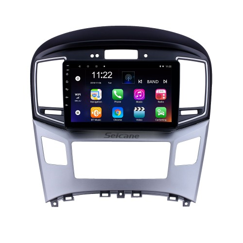 HD Touchscreen 9 inch Android 10.0 GPS Navigation Radio for 2015 Hyundai Starex H1 with Bluetooth AUX support DVR Carplay