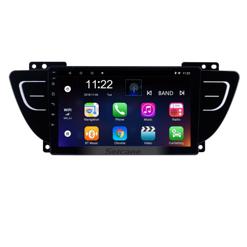 9 inch Android 10.0 for 2016 2017 2018 Geely Boyue Radio With HD Touchscreen GPS Navigation Bluetooth support Carplay DAB+ TPMS