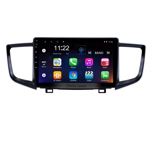 10.1 inch Android 10.0 GPS Navigation Radio for 2016-2018 Honda Pilot with HD Touchscreen Bluetooth WIFI support Carplay SWC