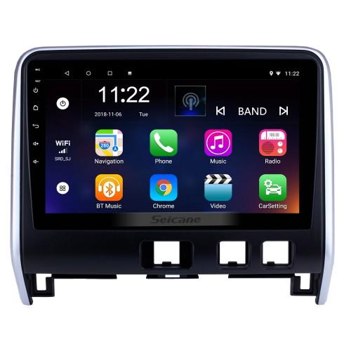 2016 2017 2018 Nissan Serena RHD 10.1 inch HD Touchscreen Android 10.0 GPS Navigation System Head unit Bluetooth Wifi auto Radio 3G WIFI USB Carplay support DVR TPMS