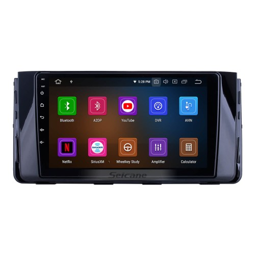 Android 10.0 For 2016 Hyundai H350 Radio 9 inch GPS Navigation System Bluetooth AUX WIFI HD Touchscreen Carplay support TPMS SWC