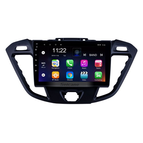 9 inch Android 10.0 2017-2019 Ford JMC Tourneo Low Version GPS Navigation Radio with Bluetooth USB WIFI support TPMS DVR SWC Carplay 1080P Video