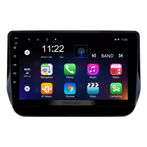 2017 2018 2019 Hyundai H1 Grand Starex Touch screen Android 10.0 9 inch Head Unit Bluetooth Car Stereo with USB AUX WIFI support Carplay DAB+ OBD2 DVR