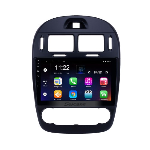 10.1 inch Android 10.0 Touchscreen GPS Navigation Radio for 2017-2019 Kia Cerato Auto A/C with Bluetooth USB WIFI AUX support Carplay SWC TPMS