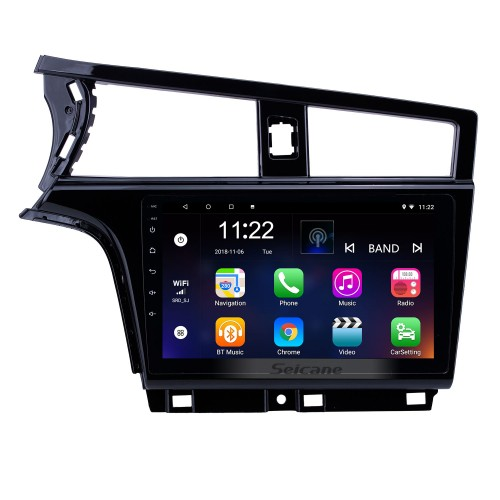 Android 10.0 9 inch HD Touchscreen GPS Navigation Radio for 2017-2019 Venucia D60 with Bluetooth support DVR OBD2  Carplay