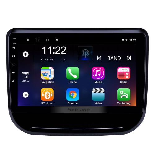 10.1 inch Android 10.0 GPS Navigation Radio for 2017-2018 Changan CS55 with HD Touchscreen Bluetooth USB support Carplay TPMS