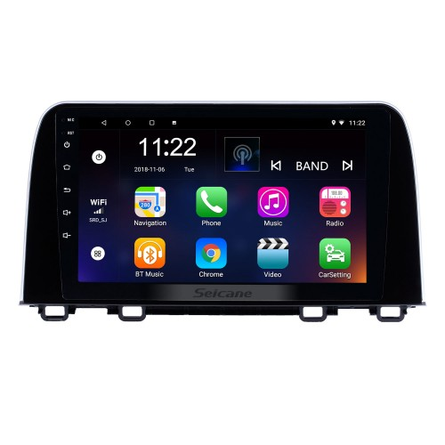 2017 2018 Honda CRV 9 inch Android 10.0 HD Touchscreen Bluetooth GPS Navigation Radio USB AUX support Carplay 3G WIFI Mirror Link Rearview camera OBD2