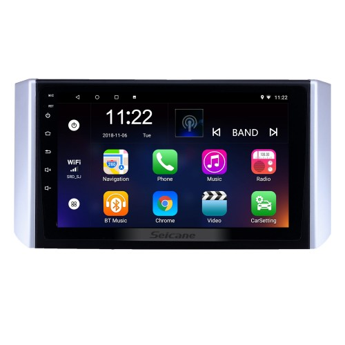 2017-2018 Mitsubishi Xpander 9 inch Android 10.0 HD Touchscreen Bluetooth GPS Navigation Radio USB AUX support Carplay 3G WIFI Mirror Link TPMS