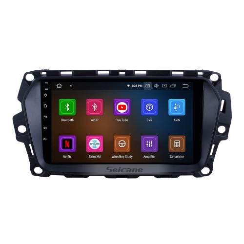 Android 10.0 for 2017 Great Wall Haval H2(Blue label) Radio 9 inch GPS Navigation System with HD Touchscreen Carplay Bluetooth support TPMS