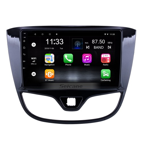 9 inch Android 10.0 for 2017 Opel Karl/Vinfast Radio GPS Navigation System With HD Touchscreen USB Bluetooth support DAB+ Carplay
