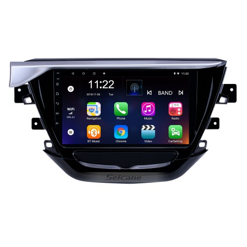 OEM 9 inch Android 10.0 Radio for 2018-2019 Buick Excelle Bluetooth HD Touchscreen GPS Navigation support Carplay OBD2 TPMS