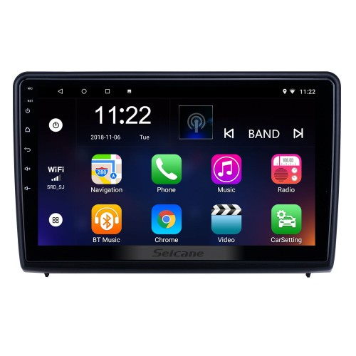 10.1 inch GPS Navigation Radio Android 10.0 for 2018-2019 Ford Ecosport With HD Touchscreen Bluetooth support Carplay Backup camera