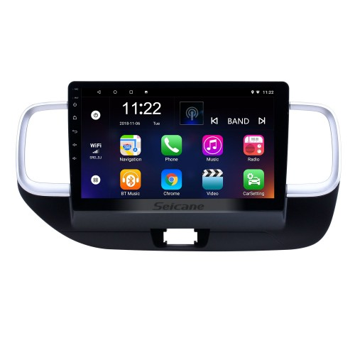 10.1 inch Android 10.0 GPS Navigation Radio for 2019 Hyundai Venue RHD With HD Touchscreen Bluetooth support Carplay TPMS