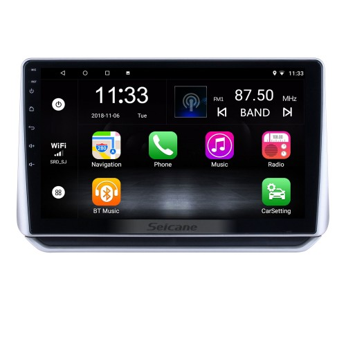 For 2019 Nissan Teana Radio 10.1 inch Android 10.0 HD Touchscreen GPS Navigation System with Bluetooth support Carplay OBD2