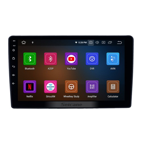 OEM 9 inch Android 10.0 Radio for 2001-2008 Peugeot 307 Bluetooth WIFI HD Touchscreen Music GPS Navigation Carplay USB support Digital TV TPMS