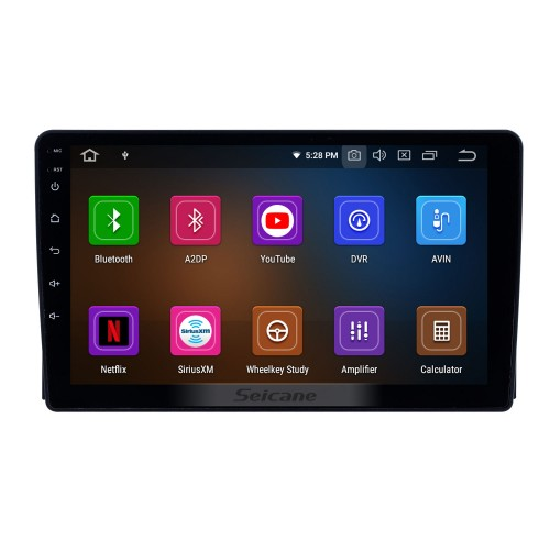 HD Touchscreen 2005-2008 Ford Focus Android 10.0 9 inch GPS Navigation Radio Bluetooth AUX Carplay support Rear camera DAB+ OBD2