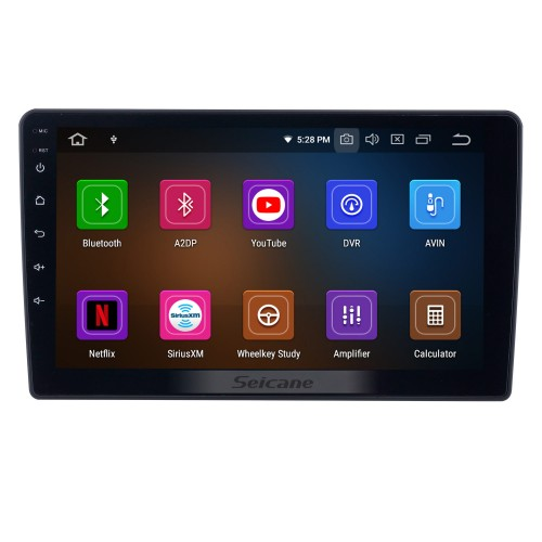 HD Touchscreen 2010-2014 Hyundai H1 Android 10.0 9 inch GPS Navigation Radio Bluetooth USB WIFI Carplay support DAB+ TPMS OBD2