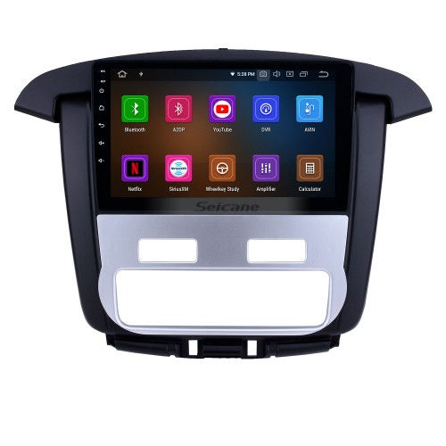 2012 2013 2014 Toyota innova Auto A/C 9 inch Android 10.0 Radio HD Touchscreen GPS Navigation Stereo with USB Carplay WIFI Bluetooth support DVR 4G SWC