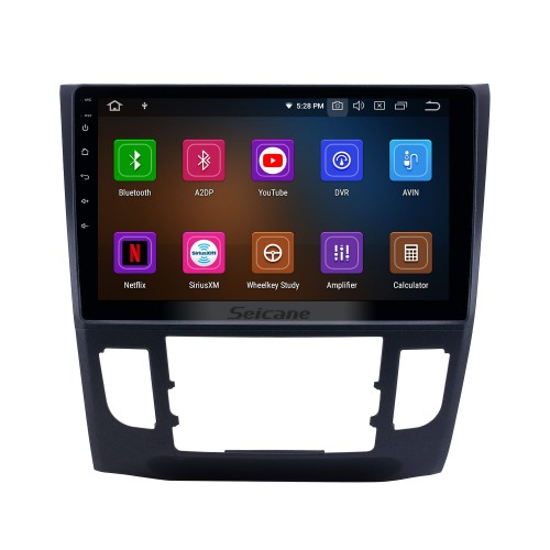 10.1 inch Android 10.0 GPS Navigation Radio for 2013-2019 Honda Crider Auto A/C with HD Touchscreen Carplay Bluetooth support OBD2