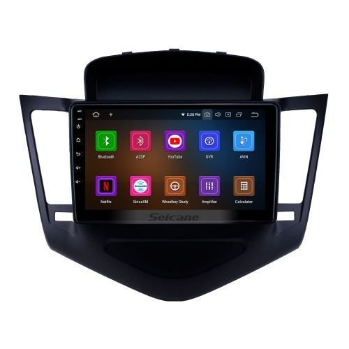 HD Touchscreen Android 10.0 9 inch Multimedia Player for 2013-2015 chevy Chevrolet CRUZE with Bluetooth wifi Carplay support 1080P Video Digital TV