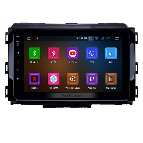 8 inch 2014-2019 Kia Carnival Android 10.0 GPS Navigation Radio Bluetooth HD Touchscreen AUX Carplay Music support 1080P Video Digital TV Rear camera