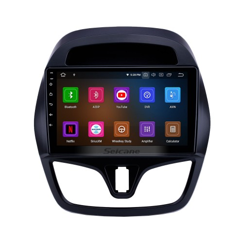 OEM 9 inch Android 10.0 Radio for 2015-2018 chevy Chevrolet Spark Beat Daewoo Martiz Bluetooth HD Touchscreen GPS Navigation Carplay support Rear camera