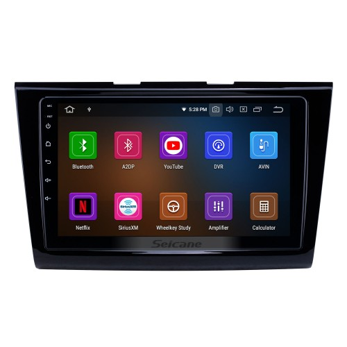 OEM 9 inch Android 10.0 for 2015-2018 Ford Taurus Bluetooth HD Touchscreen GPS Navigation Radio Carplay support TPMS Digital TV