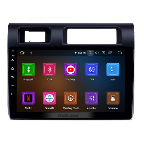 HD Touchscreen 2015 Toyota Land Cruiser/LC79 Android 10.0 9 inch GPS Navigation Radio Bluetooth USB Carplay WIFI AUX support Steering Wheel Control
