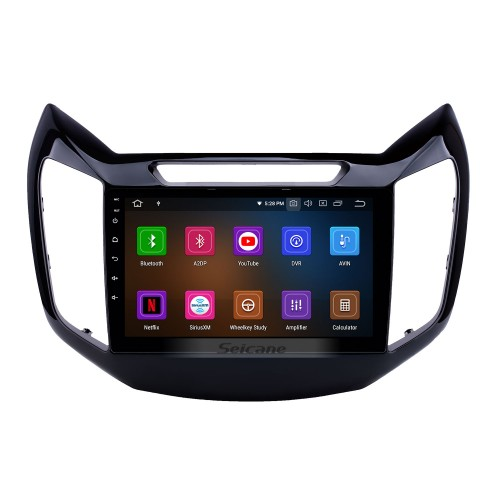 OEM 9 inch Android 10.0 Radio for 2017 Changan EADO Bluetooth HD Touchscreen GPS Navigation Carplay support Rearview camera TPMS