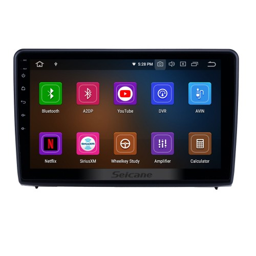 10.1 inch Android 10.0 Radio for 2018-2019 Ford Ecosport with Bluetooth HD Touchscreen GPS Navigation Carplay support DAB+ TPMS