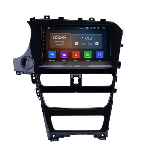 2018-2019 Venucia T70 High version Android 10.0 10.1 inch GPS Navigation Radio Bluetooth HD Touchscreen Carplay support DVR SWC