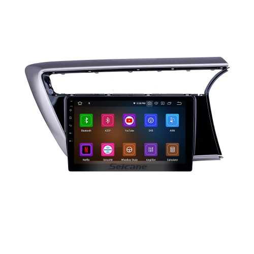 10.1 inch Android 10.0 GPS Navigation Radio for 2018 Proton Myvi with HD Touchscreen Carplay Bluetooth support 1080P Video