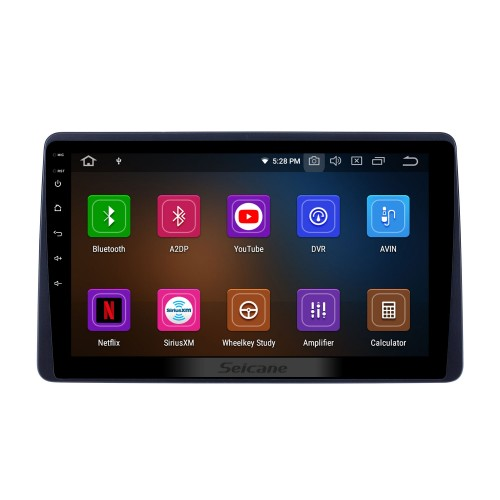 10.1 inch Android 10.0 Radio for 2018 Renault Duster Bluetooth WIFI HD Touchscreen GPS Navigation Carplay USB support TPMS DAB+