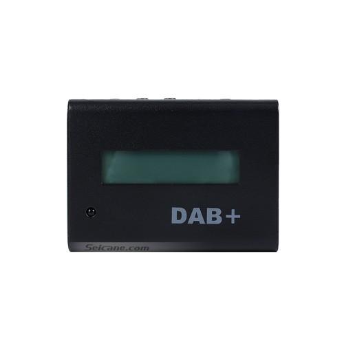 Brand New Universal DAB DAB+ Tuner Car Kit Car Audio Broadcasting Receiver Support IR Control Antenna TV Signal RF Max 240MHZ
