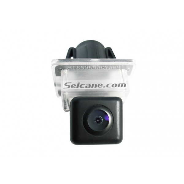 Hot selling 2008-2010 Mercedes-Benz E、C Car Rear View Camera with four-color ruler and LR logo Night Vision free shipping