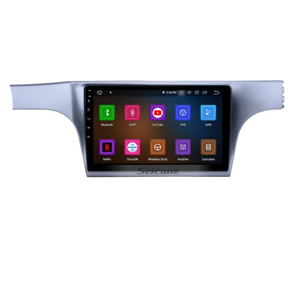 10.1 inch Android 9.0 Radio for 2012-2015 VW Volkswagen Lavida Bluetooth Touchscreen GPS Navigation Carplay USB support TPMS DAB+ DVR