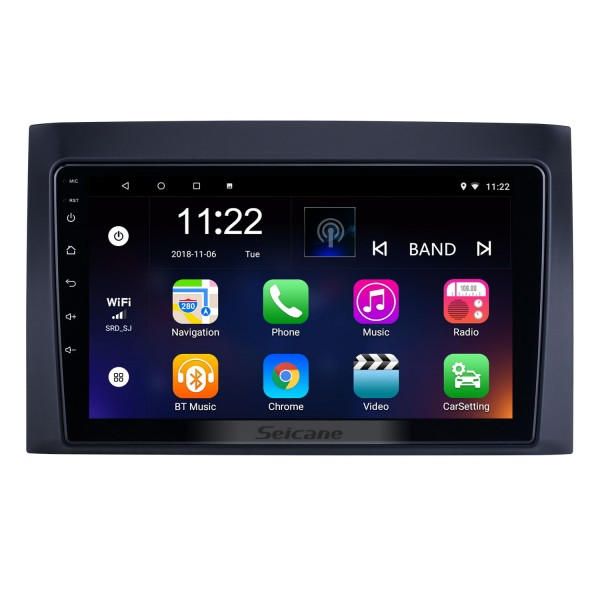 Android 10.0 HD Touchscreen 9 inch for 2008 2009 2010 2011 Isuzu D-Max Radio GPS Navigation System with USB Bluetooth support Carplay