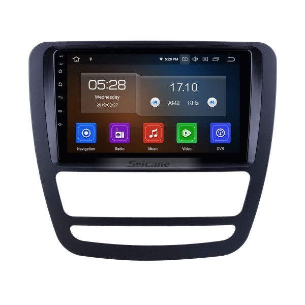 HD Touchscreen Android 10.0 for 2018 JAC Shuailing T6/T8 Radio 9 inch GPS Navigation System Bluetooth Carplay support Backup camera