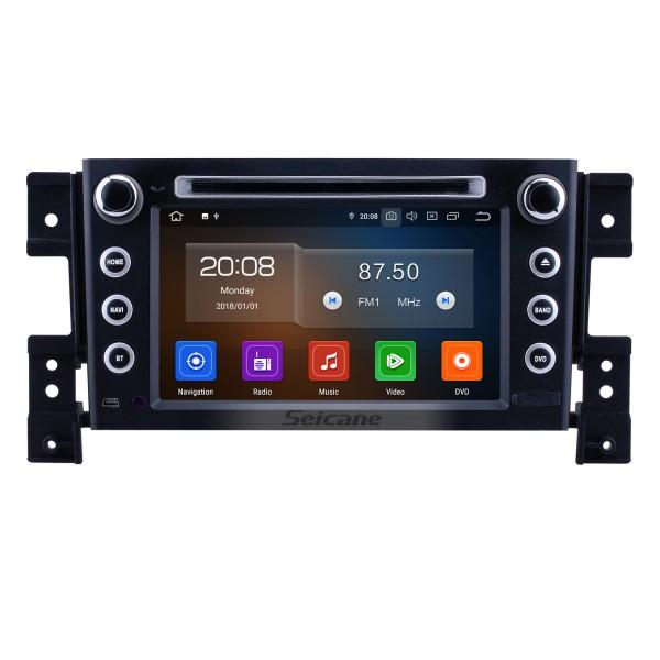HD Touchscreen 7 inch Android 10.0 Radio for 2006-2010 Suzuki Grand Vitara with GPS Navigation Carplay Bluetooth support Digital TV