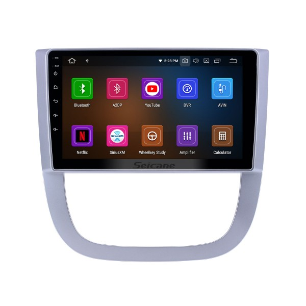 HD Touchscreen 2005-2012 Buick FirstLand GL8 Android 9.0 9 inch GPS Navigation Radio Bluetooth USB Carplay support DAB+ TPMS