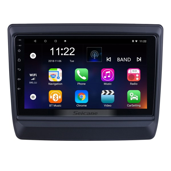 Android 10.0 HD Touchscreen 9 inch for 2020 Isuzu D-Max Radio GPS Navigation System with USB Bluetooth support Carplay DVR OBD2
