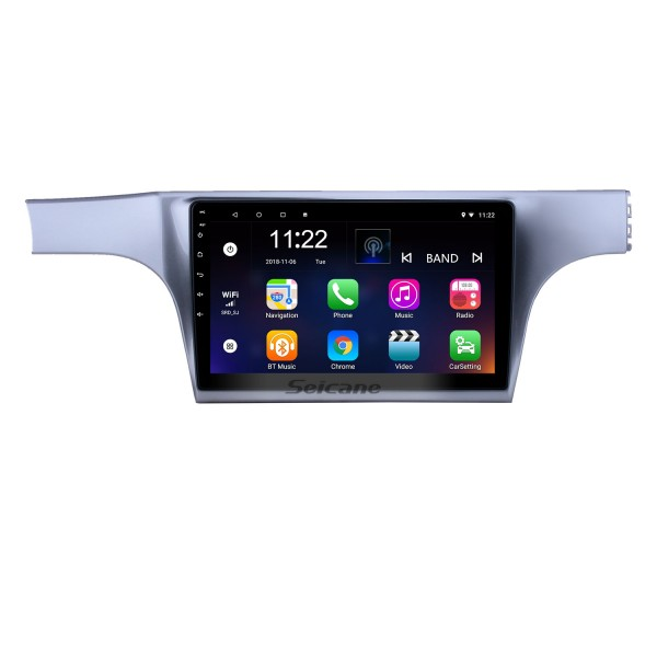 10.1 inch Android 8.1 HD Touchscreen GPS Navigation Radio for 2012-2015 VW Volkswagen Lavida with Bluetooth support Carplay Mirror Link