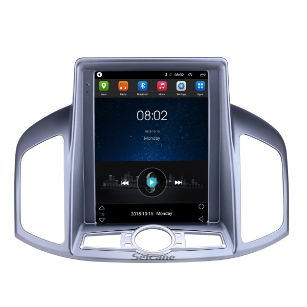 9.7 inch Android 9.1 2012-2017 Chevy Chevrolet Captiva GPS Navigation Radio with HD Touchscreen Bluetooth support Carplay Mirror Link