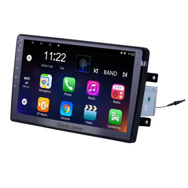 10.1 inch Android 8.1 for 2002 2003 2004 Mercedes Benz C Class W203 Radio GPS Navigation With HD Touchscreen Bluetooth support Carplay DVR